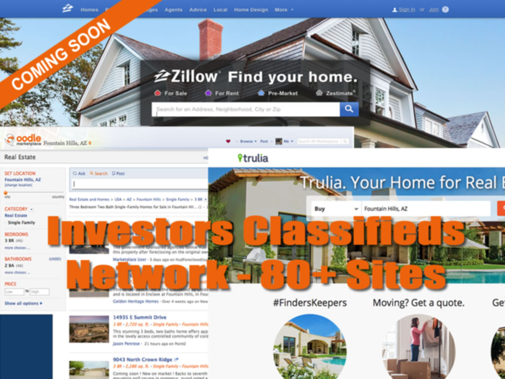 network real estate sites