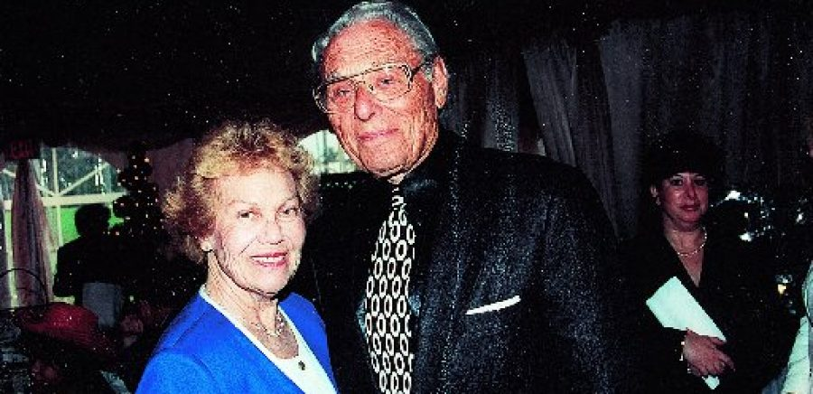 Suburban Lake Worth resident, real estate magnate, dead at 94